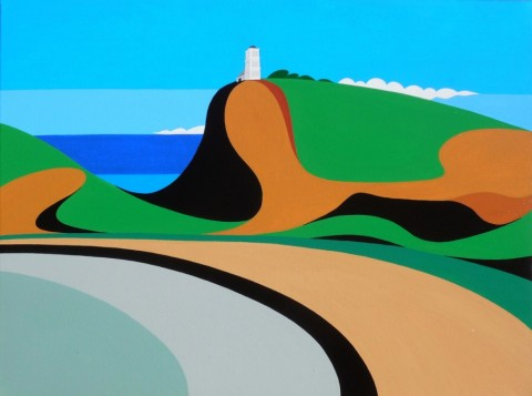 Bonaire schilderij: Seru Bentana